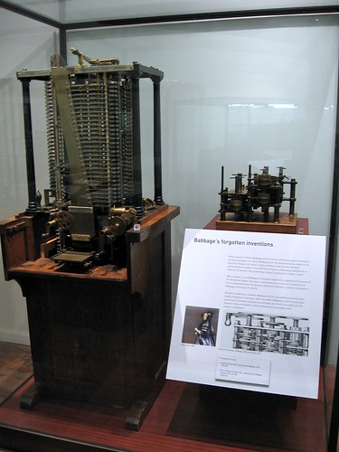 Babbage's forgotten inventions, pt. 1 | by Marcin Wichary