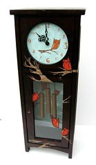 grand owl clock | by boygirlparty