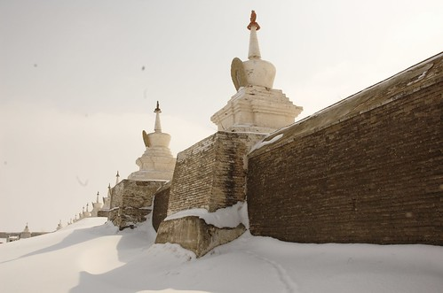 Wall around the monastery | by Honza Soukup