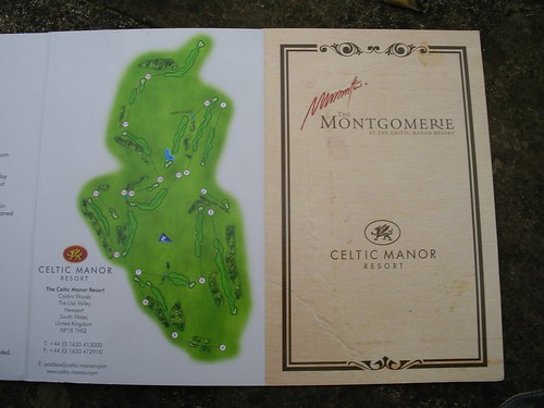 Montgomerie Course - Celtic Manor Resort | golffind | Flickr