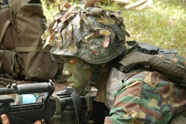 SAF Soldiers