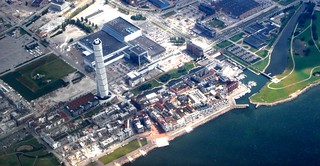 Malmö from above | by little_frank