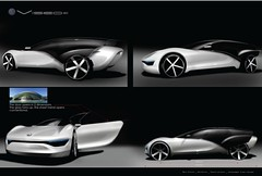 Volkswagen Viseo Concept -- Thesis Project by Marc Kirsch | by jalopnik