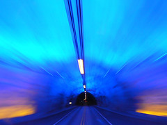 Norway: World's longest road tunnel | by p!ng