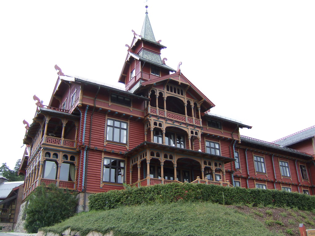 Hotel in Traditional Scandinavian Architecture in Oslo, No…   Flickr
