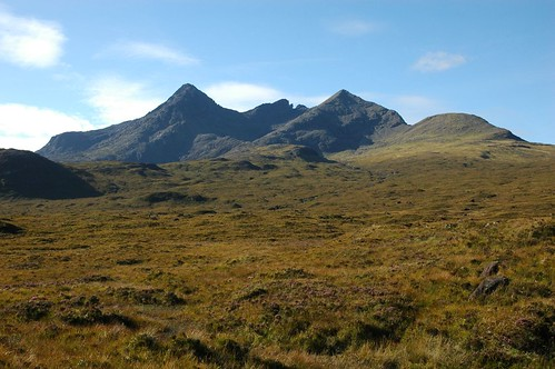 Sgurr nan Gillean and Am Basteir from Sligachan | by Paul Sammonds