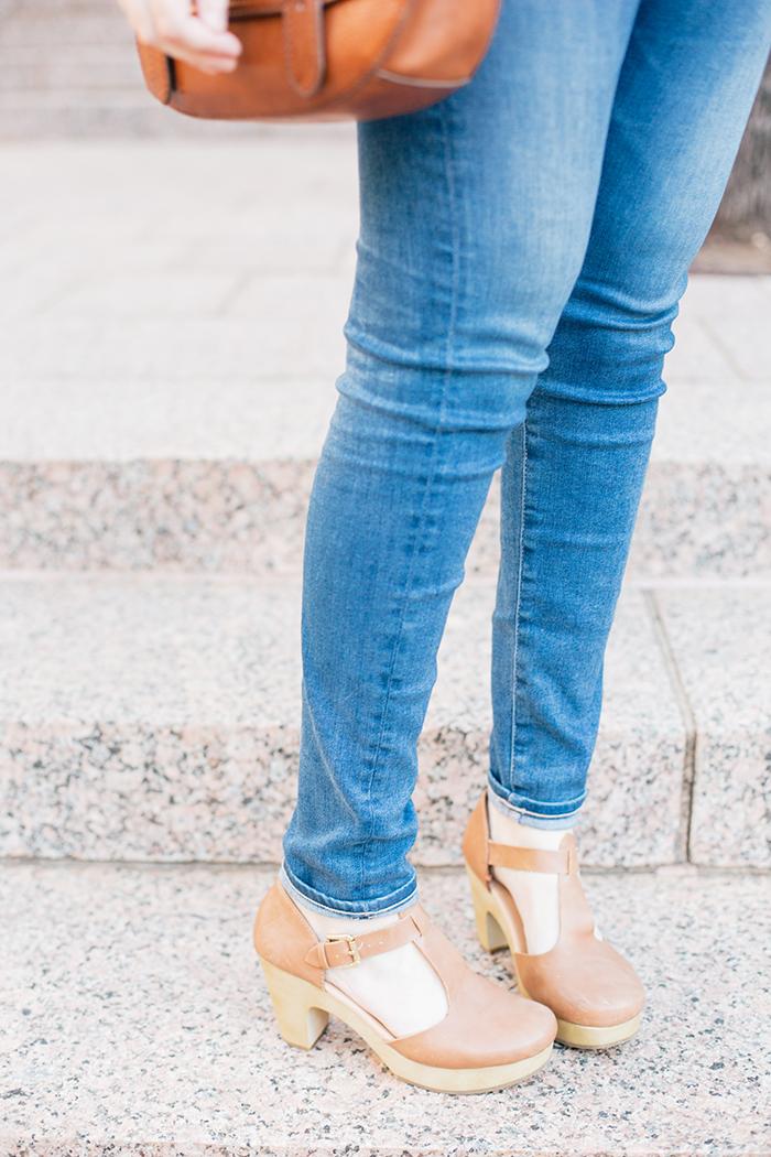 austin style blogger jcrew pom pom sweater clogs13