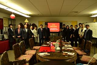 Feb 23 '17 Heilongjiang Polytechnic Visit