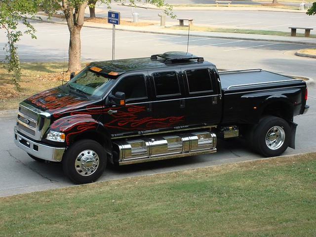 Ford F650 For Sale 6 Door