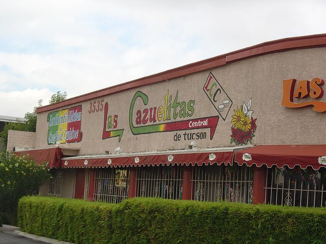 Mexican Restaurant Tucson On S And The Freeway Fish