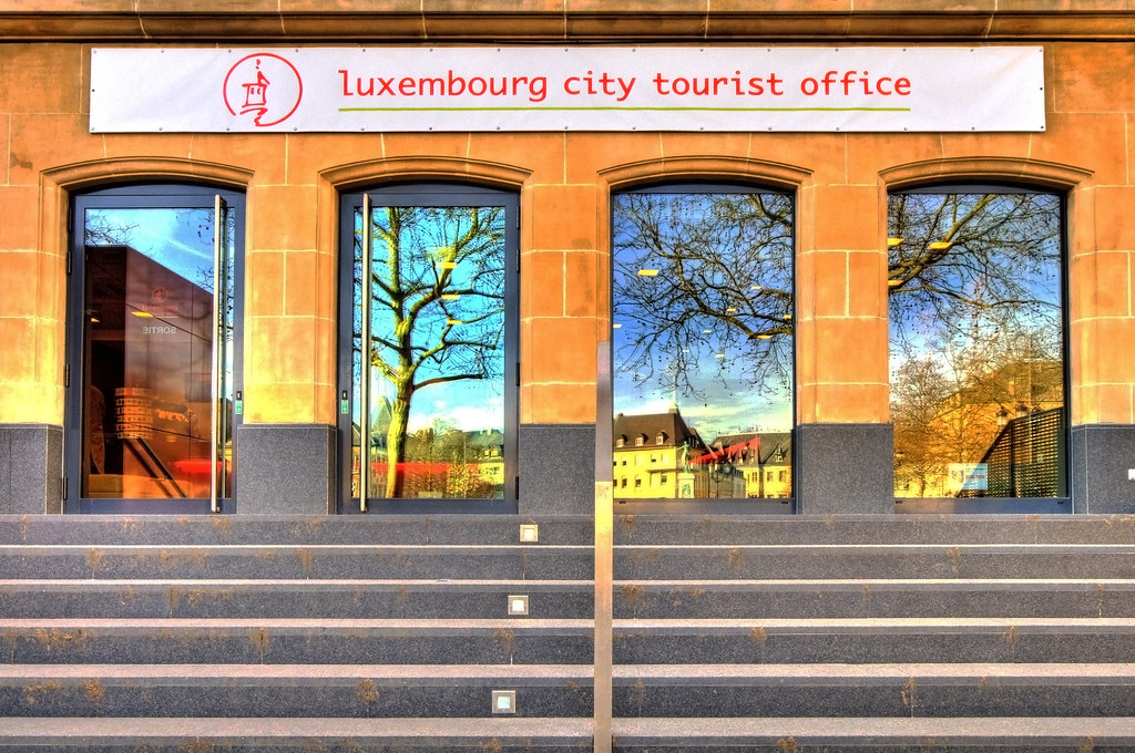 Luxembourg city tourist office large view the city of lux flickr - Tourist office luxembourg ...