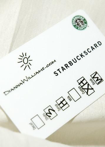 Customized Starbucks Card Sweet My Dealer Has Customi Flickr