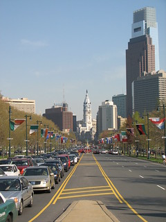 20-something & the Parkway at rush hour | by chrisinphilly5448