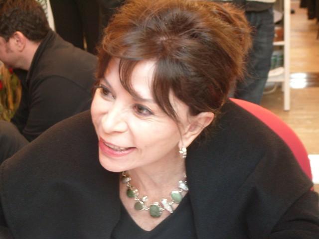 Firma de Isabel Allende