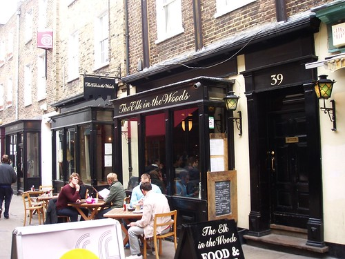 Camden Bar And Kitchen Nw
