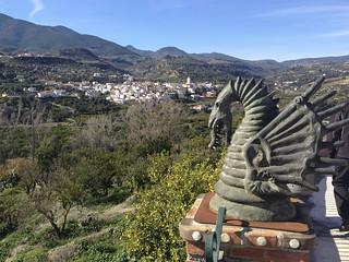 El dragón vigilante