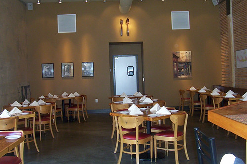 Dining Space At Rue Cler In Durham Rue Cler S Two Chefs Ow Flickr