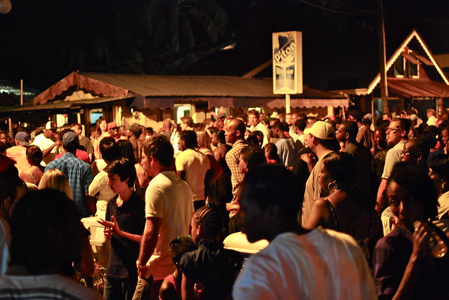 friday night jump up, st lucia, things to do in st lucia, gros islet