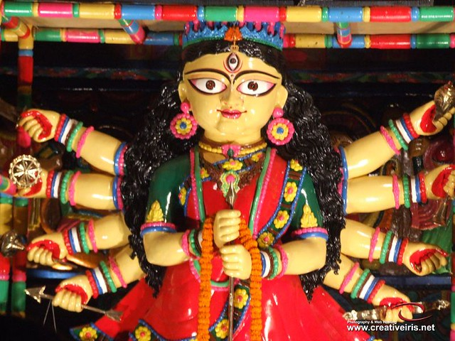 Durga puja 2007 mitali sangha kankurgachi k asian paint flickr durga puja 2007 mitali sangha kankurgachi k by creative iris altavistaventures Gallery