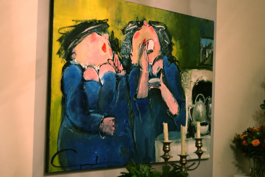 New Art In Da House Gerdine Duijsens Frans