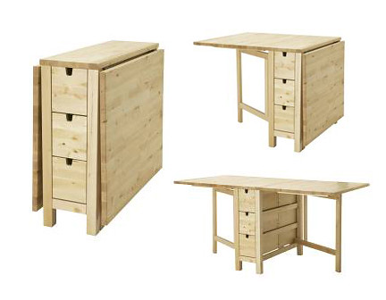 Attrayant ... IKEA Norden Gateleg Table | By Paperseed