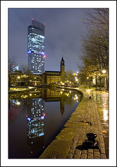Beetham Tower from Canal | by Chris Rustage
