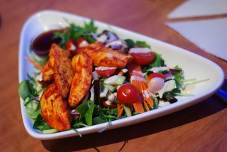 Tandoori chicken salad | by Vanessa Pike-Russell