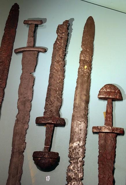 Viking swords | Flickr - Photo Sharing!