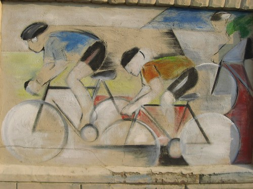 Arlington Cycling Mural
