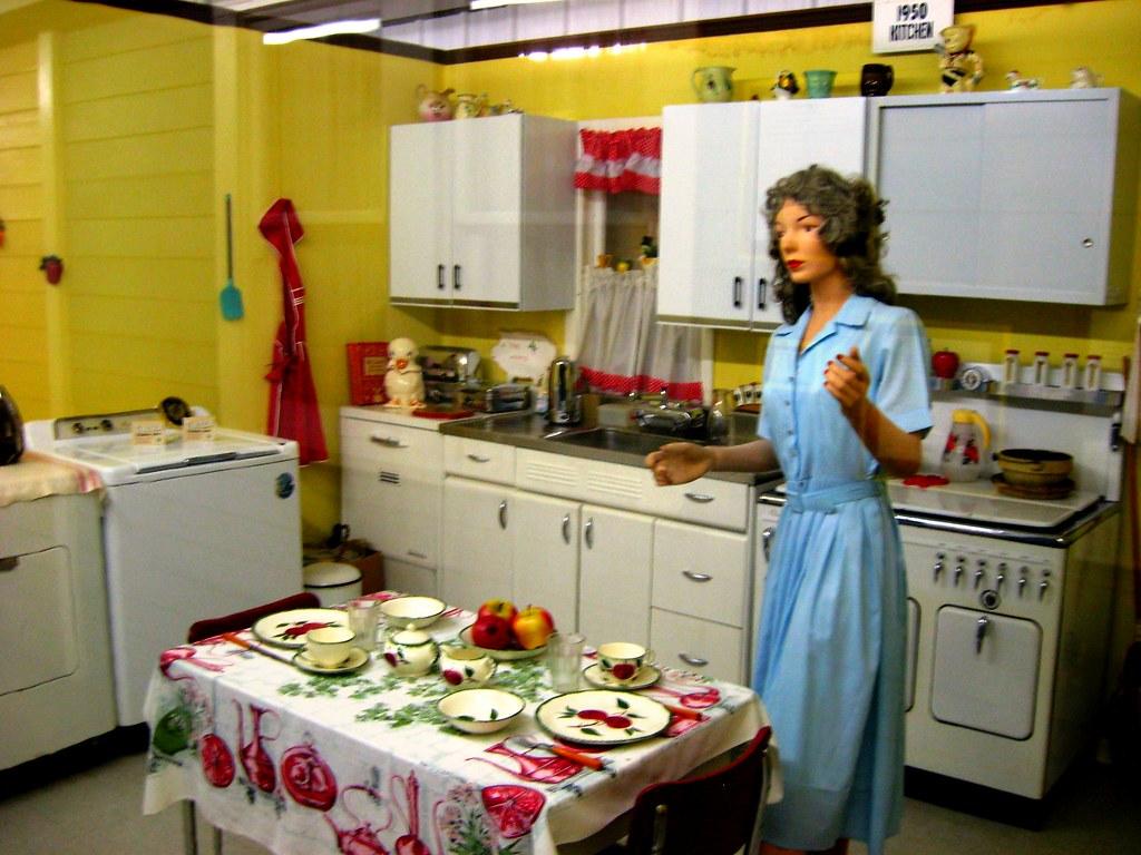 1950 Kitchen | Pioneer Village, Minden NE | adetrich | Flickr