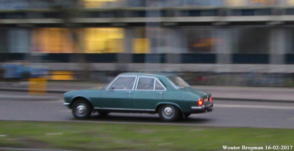 Peugeot 504 Ti 1973 Amsterdam Netherlands Wouter Bregman Flickr