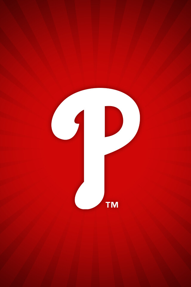 Philadelphia Phillies Wallpaper IOS4 Retina Display