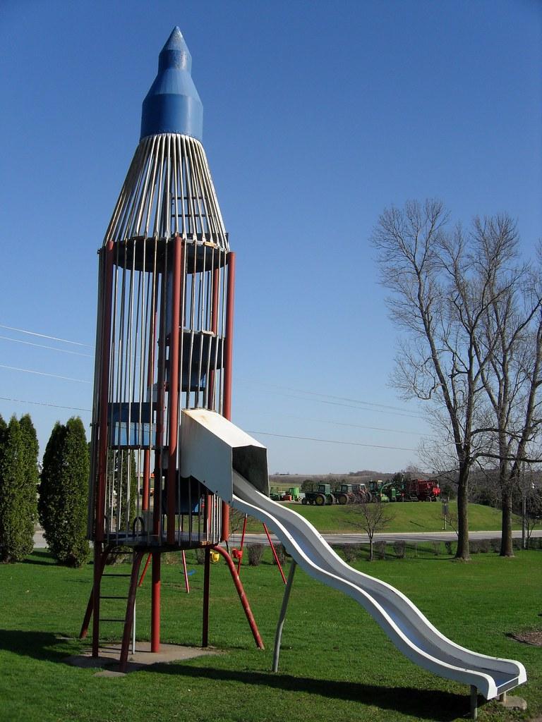 Rocket Slide Rocket Slide