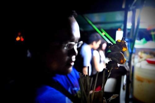 Mang Larry's Isaw UP Diliman | by phil_trophy