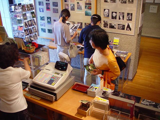 Domon ken photography museum shop domon ken for Domon ken museum
