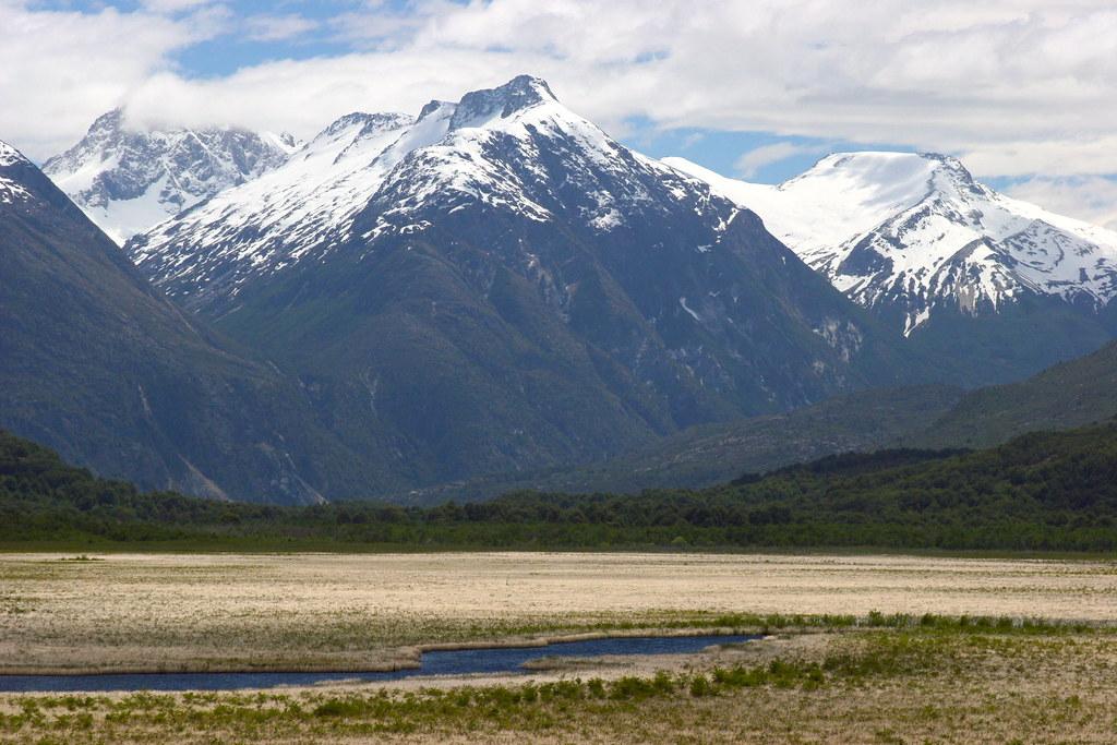 Patagonia South America >> Andes Mountains, Aysén, Patagonia, Chile. | Paisaje visto de… | Flickr