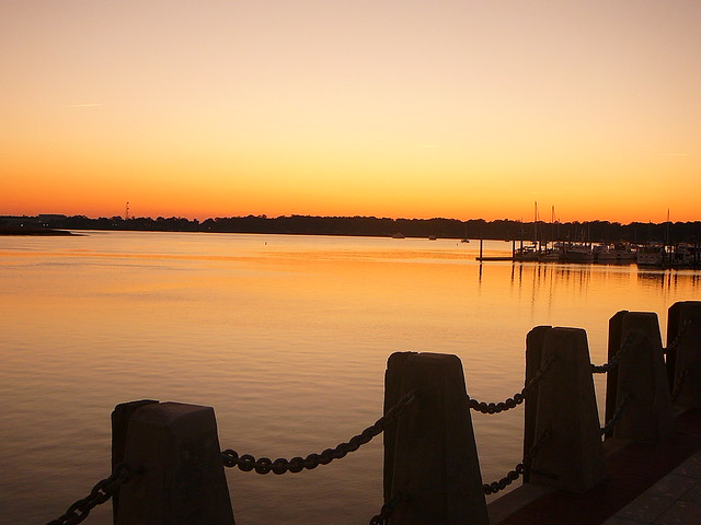 beaufort most romantic small towns