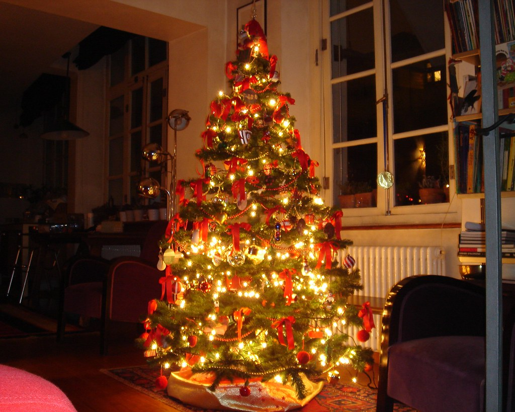 Albero di natale my christmas tree 2007 il mio albero for Obi albero di natale