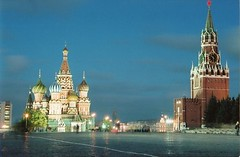 St Basils, Kremlin & Red Square by night | by chris.bryant
