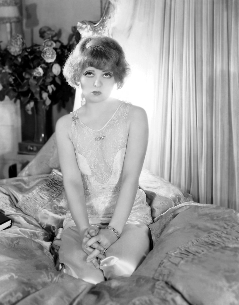 Communication on this topic: Meg Imperial (b. 1993), clara-bow/