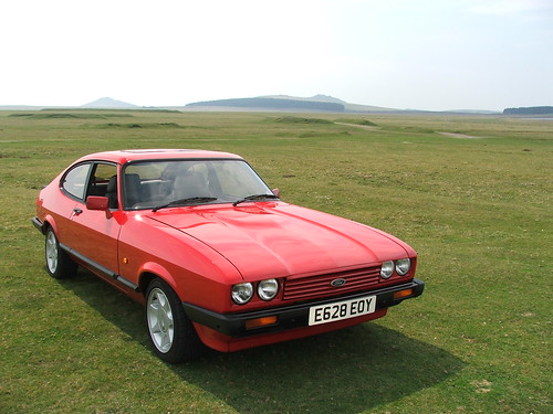 ford capri 2 8 injection special bodmin moor a gorgeous flickr. Black Bedroom Furniture Sets. Home Design Ideas