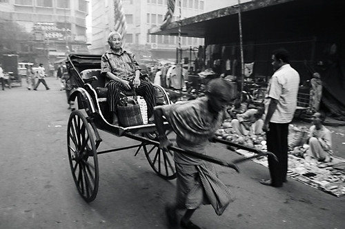alternative employment for rickshaw pullers Consequently, urban centres house enclaves of rickshaw pullers who live, eat   rickshaws are also one of the largest sources of employment in indian urban   stated that they entered this occupation as no other alternative was available.