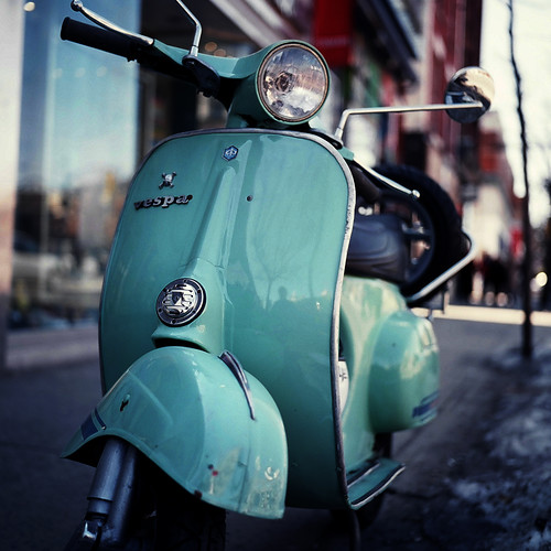 Rock the Vespa | by jonathan ponce