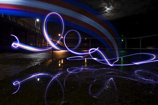 Lightpainting Sessions | by geishaboy500