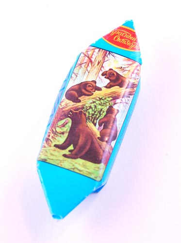 Russian Bear Chocolate | by princess_of_llyr