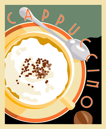 deco cappuccino | by Richard Weiss