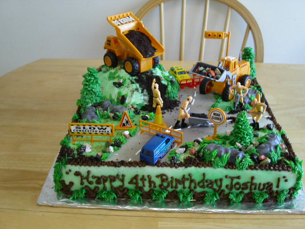 Truck Cakes Pic