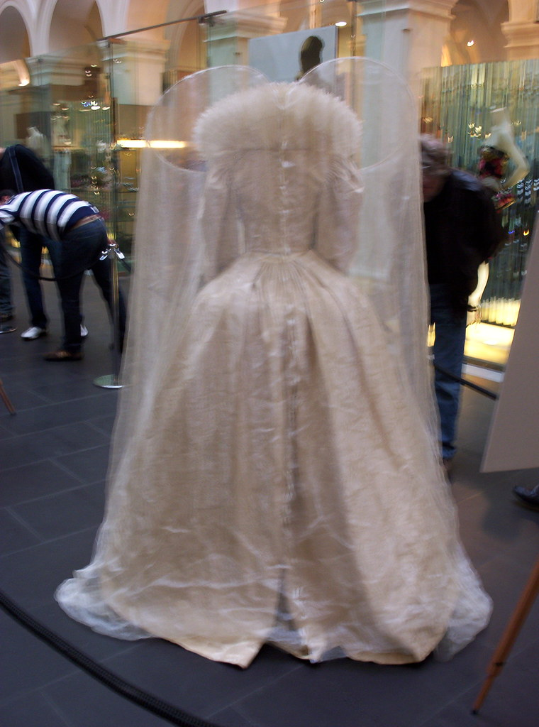 Elizabeth The Golden Age Film Costume Worn By Cate
