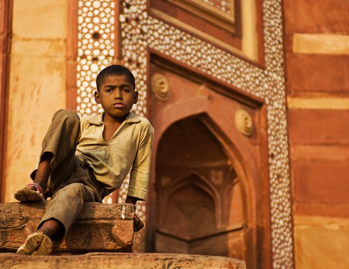 The Boy at the Temple | by Stuck in Customs
