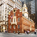 Old State House (1713), 206 Washington Street, Boston, Massachusetts